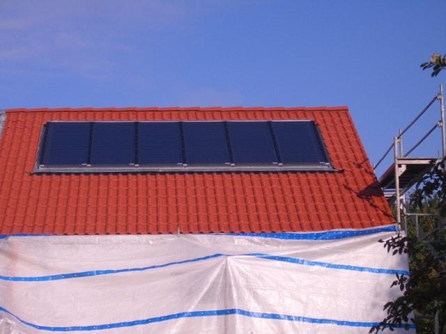 Solardach Dachtechnik Winkel in Bochum