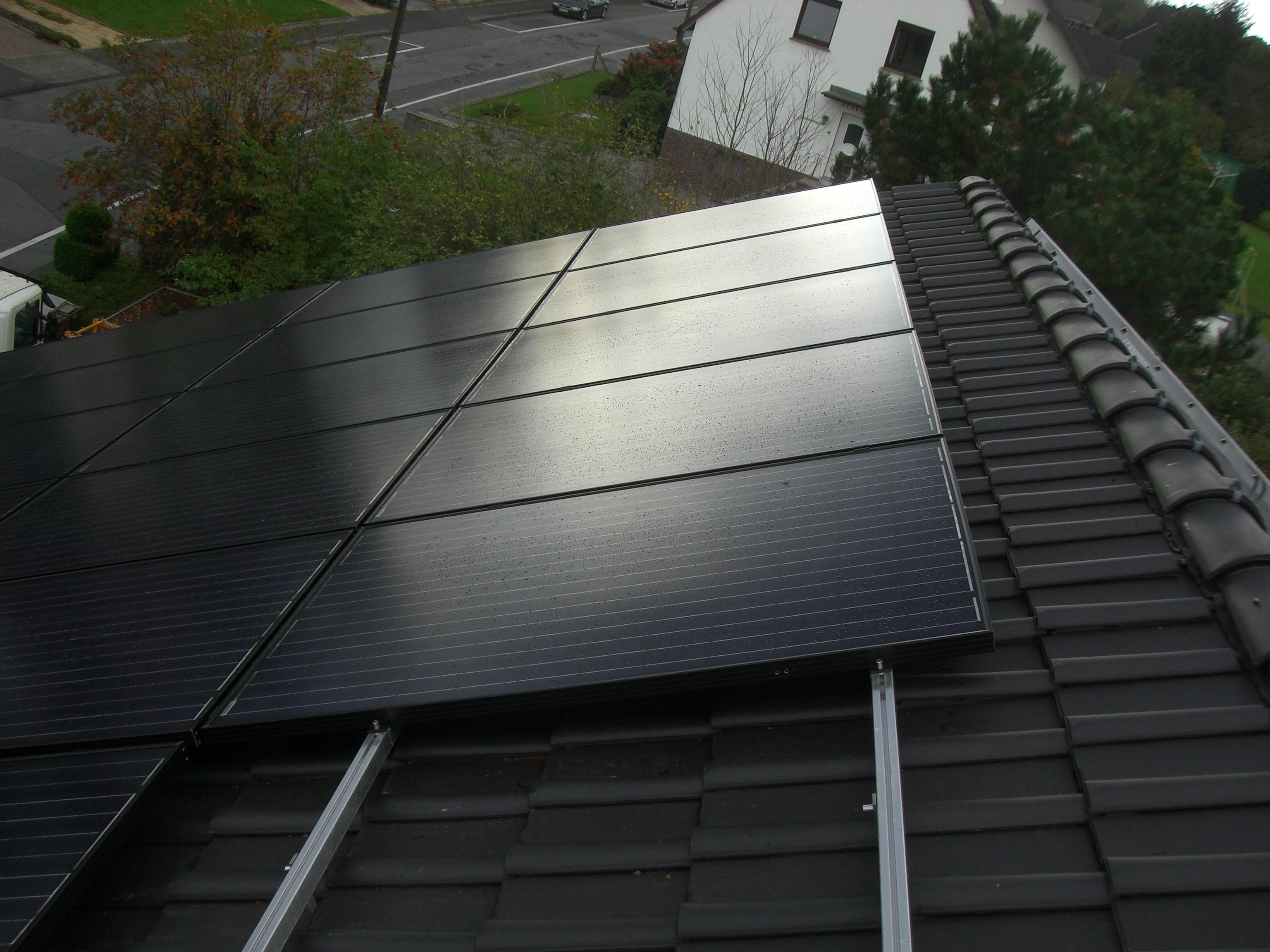 Solardächer von Winkel