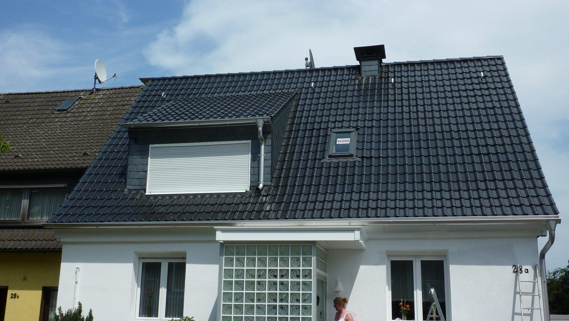 Dächer bei Dachtechnik Winkel in Bochum